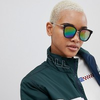 Vans Piper Rainbow Lens Sunglasses at asos.com