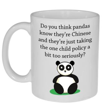 Panda Breeding Coffee or Tea Mug