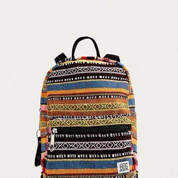BDG Tapestry Stripe Mini Backpack | Urban Outfitters