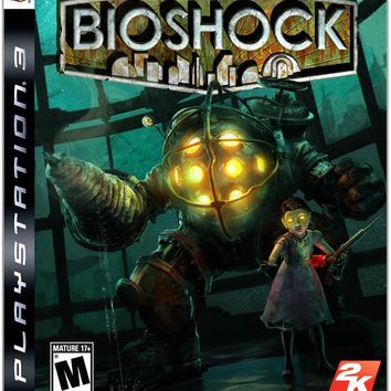 Bioshock for the Playstation 3