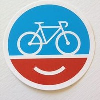 People For Bikes - Bike Bicycle Sticker Decal