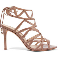 Alexandre Birman - Nim patent-leather sandals