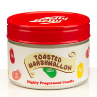 Jelly Belly Fragranced Candle Tin - Toasted Marshmallow