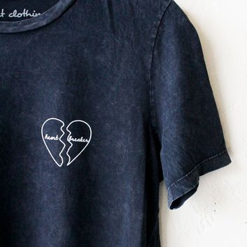 Heart Breaker Relaxed Tee