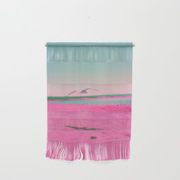 Beach Day Wall Hanging by duckyb