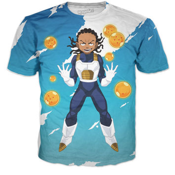 super-sayian boondocks