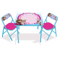 Walmart: Disney Frozen Erasable Activity Table Set with 3 Markers