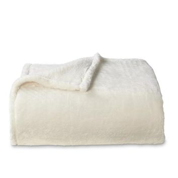 Colormate Fluffy Blanket - Sears