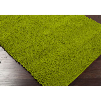 Surya Aros Lime Green Area Rug You'll Love | Wayfair