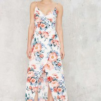 MINKPINK Little Blooms Maxi Dress