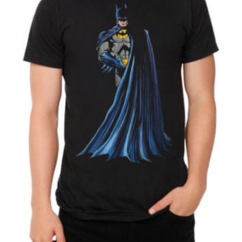 DC Comics Batman Cape Drape T-Shirt 3XL