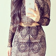 Love and Lace Two-Piece Dress (more colors)