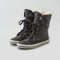KEDS DROPLET LEATHER BOOT