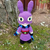 Legend of Zelda Inspired: Ravio Amigurumi  (Crochet Plushie/Plush Toy) from A Link Between Worlds - MADE TO ORDER!
