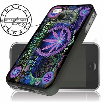cool weed leaf wallpaper for iPhone 4 5 5c 6 Plus Case, Samsung Galaxy S3 S4 S5 Note 3 4 Case, iPod 4 5 Case, HtC One M7 M8 and Nexus Cas