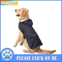 Pet Clothes Dog Coat Puppy Apparel Muti-sizes Large Dog Removable Hoodies Warm Fleece Inside = 1931655428