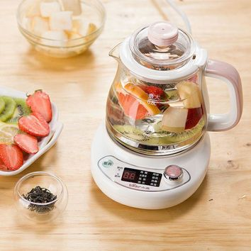 0.8L High Quality Electric Kettle Reservation Heat Preservation Electric Kettle Flower Teapot Hot Tea Makers
