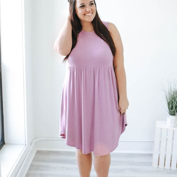 In the Meadow Dress + Lilac