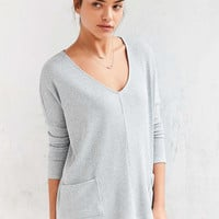 BDG Mia Pocket Pullover Sweater - Urban Outfitters
