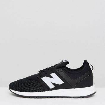 New Balance Classic Pack 247 Trainers In Black MRL247BG at asos.com