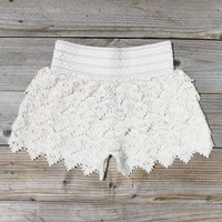 Easy Rider Shorts in Ivory