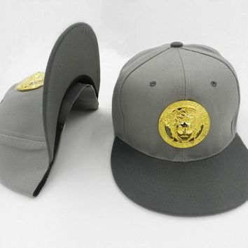 Day-First™ Versace Women Men Embroidery Sports Sun Hat Baseball Cap Hat