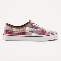 Plaid Authentic