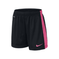 Nike Academy Knit Girls' Soccer Shorts - Black