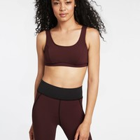 Michi Luxury Sport Bra - Basal