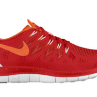 Nike Free 4.0 Hybrid iD Custom Men's Running Shoes - Red