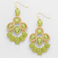 Mckensie Chandelier Evening Earrings