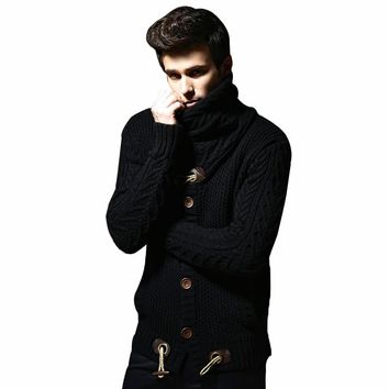 New men fashion brand clothing sweater knit mens sweaters mens wool sweaterknitted sweater