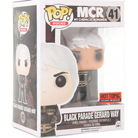 Funko My Chemical Romance Pop! Rocks Black Parade Gerard Way Hot Topic Exclusive Pre-Release