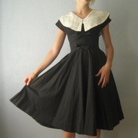 The Billie Holiday Dress (reserved for strawberrykoi)