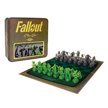Fallout Chess - Exclusive