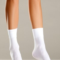 Be Wicked Cuff Ruffle Ankle Socks
