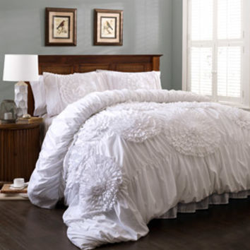 Walmart: Serena 3-Piece Bedding Comforter Set
