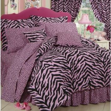 Shop Pink Bedding In A Bag On Wanelo