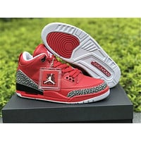 2017 Air Jordan retro 3 x DJ Khaled Grateful Mens basketball shoes eur 41-47 with box