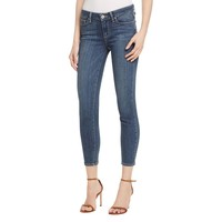 Paige Womens Verdugo Mid-Rise Denim Skinny Crop Jeans