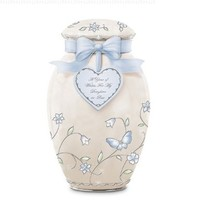 A Year Of Wishes Gift For My Daughter-in-Law Porcelain Musical Ginger Jar by Ardleigh Elliott