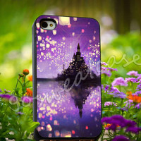 Disney Tangled New Design - for iPhone 4/4s, iPhone 5/5s/5C, Samsung S3 i9300, Samsung S4 i9500 Hard Plastic Case
