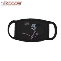 ALLKPOPER KPOP BTS Mouth Mask Love Myself Face Respirator Muffle SUGA JIN J-HOPE JUNG KOOK