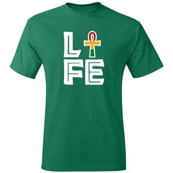The Symbol of Life Ankh T-Shirt