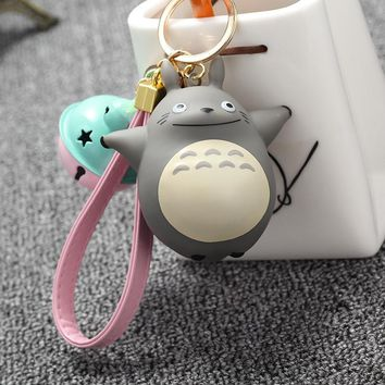 Cute My Neighbor Totoro Chinchillidae Key chain Pendant