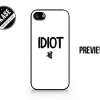 IDIOT - Michael Clifford - 5SOS - 5 Seconds of Summer - Available for iPhone 4 / 4S / 5 / 5C / 5S / Samsung Galaxy S3 / S4 / S5 - 457