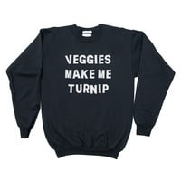 Turnip Sweatshirt (in black)