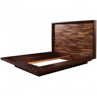 Devon Queen Platform Bed