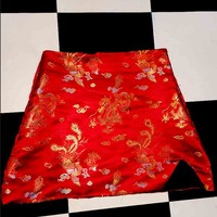 SWEET LORD O'MIGHTY! GONG LI SKIRT