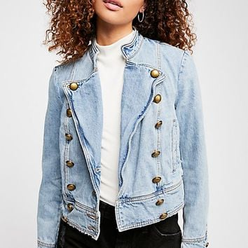 Ferry Denim Jacket